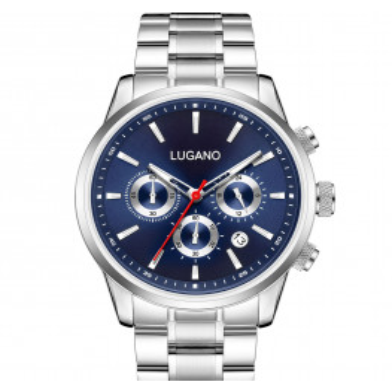 Lugano Master Steel/Blue-035