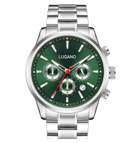 Lugano Master Steel/Green-041
