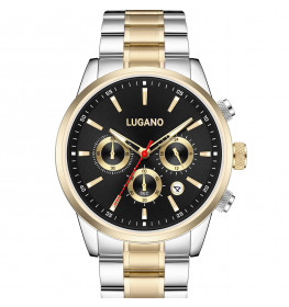 LUGANO MASTER TWO TONE BLACK-05