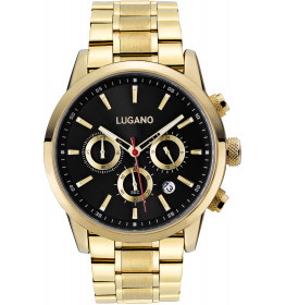 Lugano Master Gold/Black-044