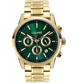 Lugano Master Gold/Green-047