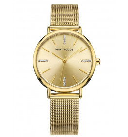 Megir Mini Focus Mesh Gold-015