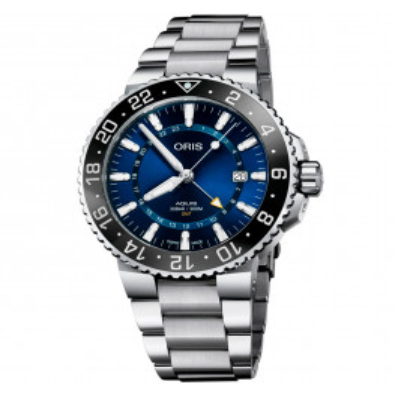 ORIS AQUIS GMT 79877544135MB-04