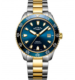 Rotary Two Tone Gold Henley Gents GB05131/05-022