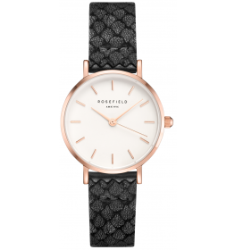 Rosefield The Small Edit White Black Rose gold-030