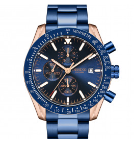 Dissing Chrono Blue/Rose Gold-04