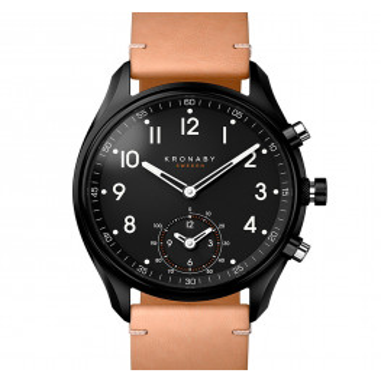 Kronaby Apex Hybrid Smartwatch S0730/1-015