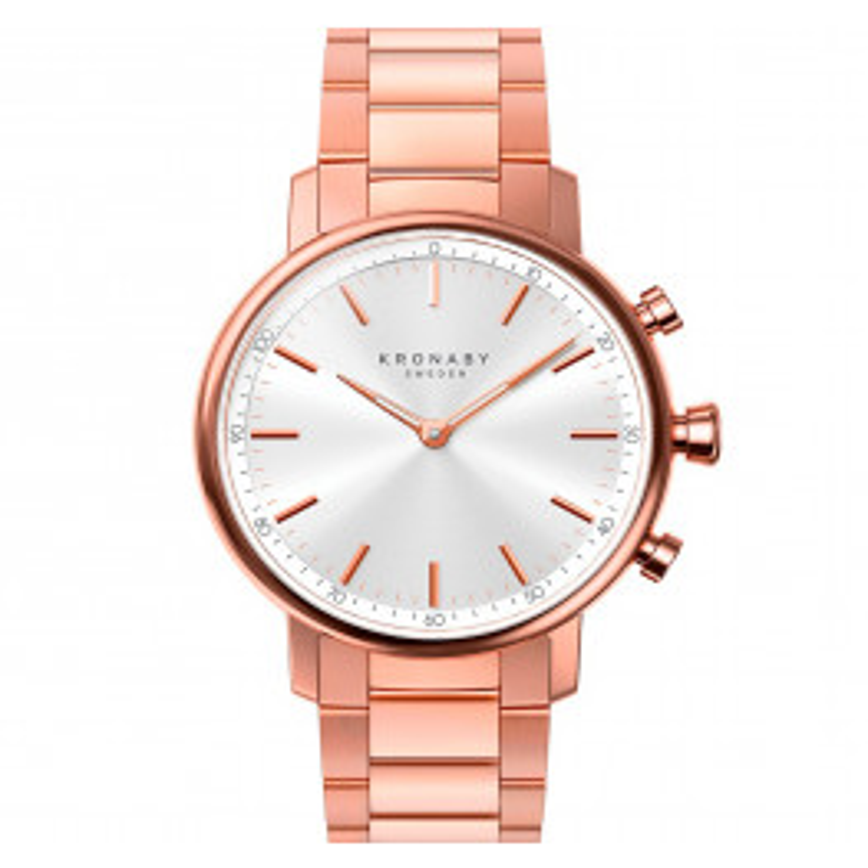 Kronaby Carat Hybrid Smartwatch S2446/1-015