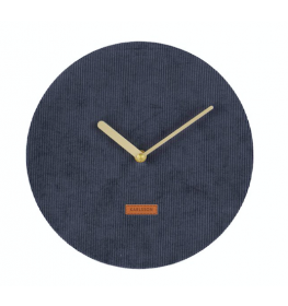Karlsson Corduroy Wall Clock-063