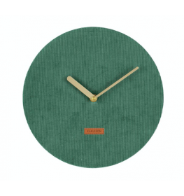 Karlsson Corduroy Wall Clock-064