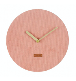 Karlsson Corduroy Wall Clock-065