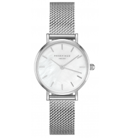 Rosefield The Small Edit White Silver-021