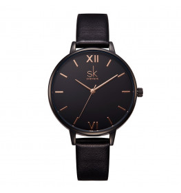 Sinobi Classic Black Leather-030