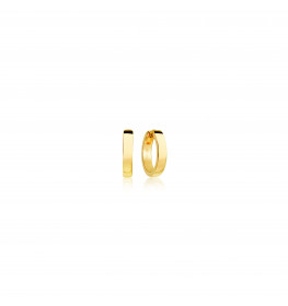 Sif Jakobs ELLERA PIANURA PICCOLO EARRINGS Guldbelagt-01