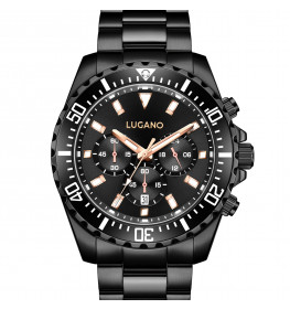 Lugano Icon Black/Black-049