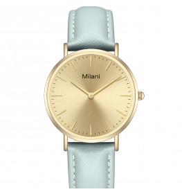 Milani Classic Grey Leather Gold-06