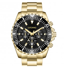 Lugano Icon Gold/Black-060