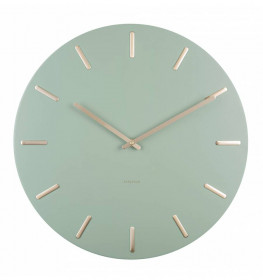 Karlsson Charm Green Wall Clock-065
