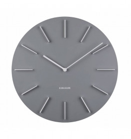 Karlsson Discreet Wall Clock-066