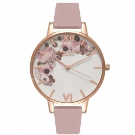 Olivia Burton Vegan Firendly Rose Sand and Rose Gold-20