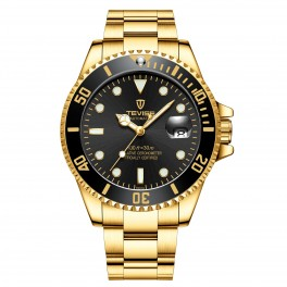 Tevise Sub Black/Gold-20