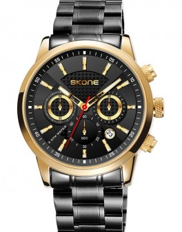 Skone Yacht Black/Gold-20