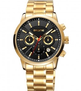 Skone Yacht Gold/Black-20