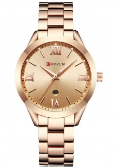 Curren Ladies Steel Gold/Gold-20