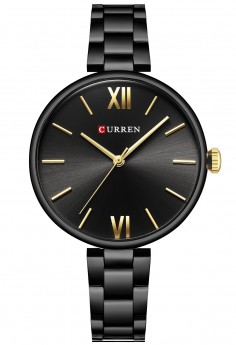 Curren Ladies Steel Black/Black-20