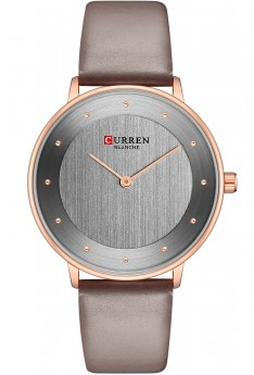 Curren Ladies Leather Grey-20