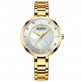 Curren Ladies Steel Gold/Steel-20