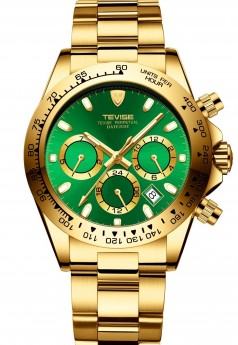 Tevise Daytona Gold/Green-20