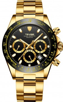 Tevise Daytona Gold/Black-20