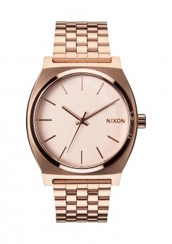 Nixon Time Teller All Rose Gold-20