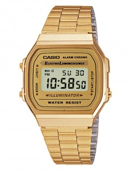 Casio Classic Retro Gold-20
