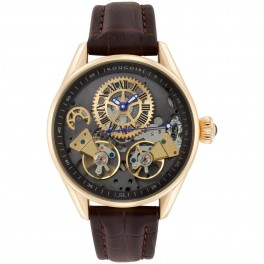 Rougois Regal Double Escapement Bronze-20