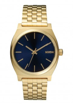 Nixon Time Teller Gold and Cobolt-20