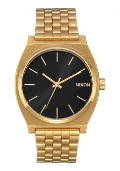 Nixon Time Teller All Gold Black-20
