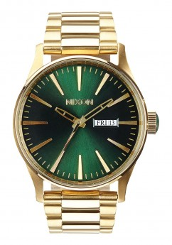 Nixon Sentry SS All Gold/Green-20