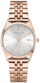 Rosefield The Ace Silver Sunray Rose Gold-20