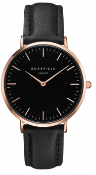 Rosefield The Bowery Black Black Rose Gold-20