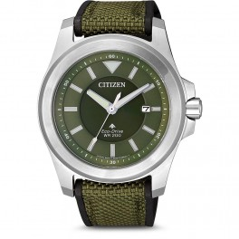 Citizen Land Eco-Drive BN0211-09X-20