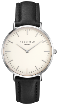 Rosefield The Bowery White Black Silver-20