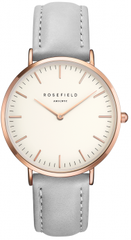 Rosefield The Bowery White Grey Rose Gold-20