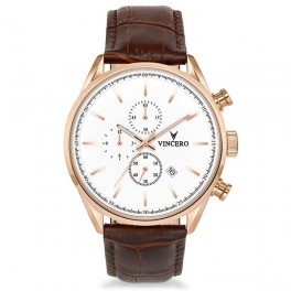 Vincero Chrono S Rose Gold/White-20