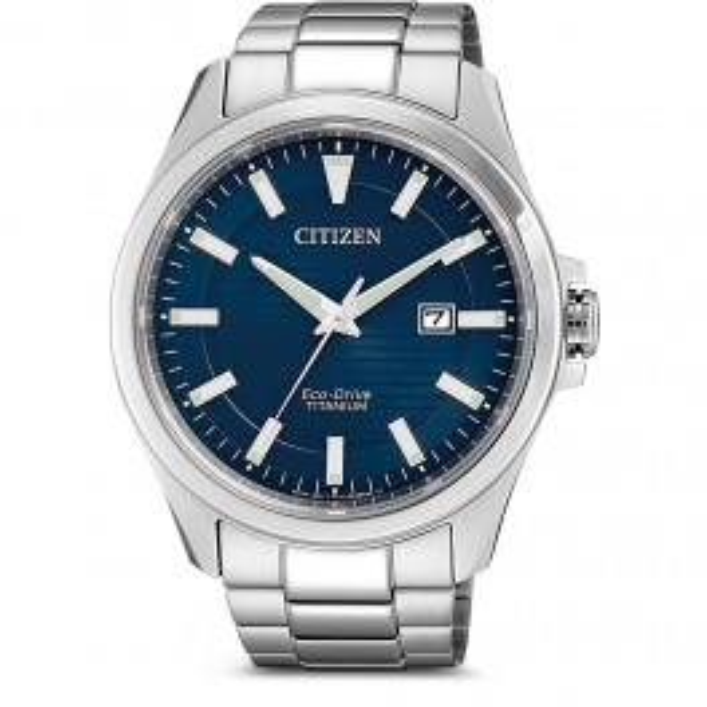 Citizen Super Titanium Eco-Drive BM7470-84L-20