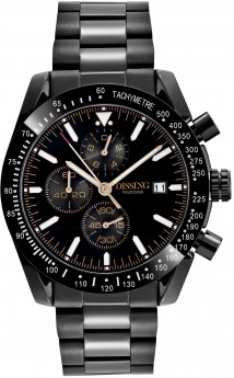 Dissing Chrono Black/Black-20