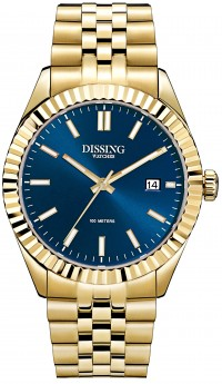 Dissing Date Gold/Blue-20