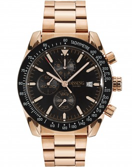 Dissing Chrono Rose Gold/Black-20