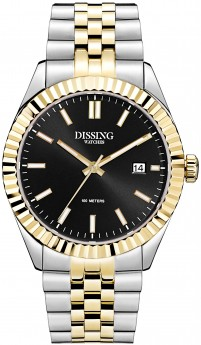Dissing Two Tone Date Gold/Black-20